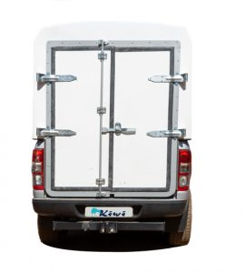 Ford supercab Spacesaver Back