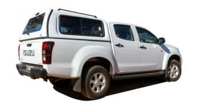 Isuzu Double Cab Diagnal