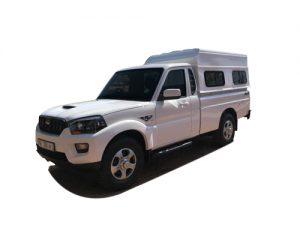 Mahindra Single cab1