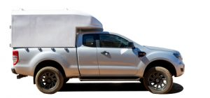 Ford supercab Spacesaver Side
